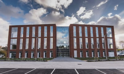 Newman University - New Accommodation - J A Burke Construction Limited - Midlands based ground works, civils and RC frame company.
