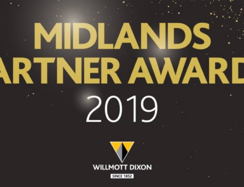 JAB receive awards at Willmott Dixon's Midland Partner Awards 2019