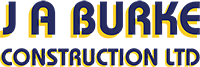 J A Burke Construction Ltd Logo