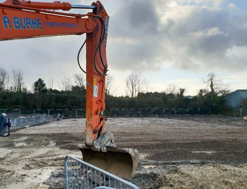 New Aldi project underway